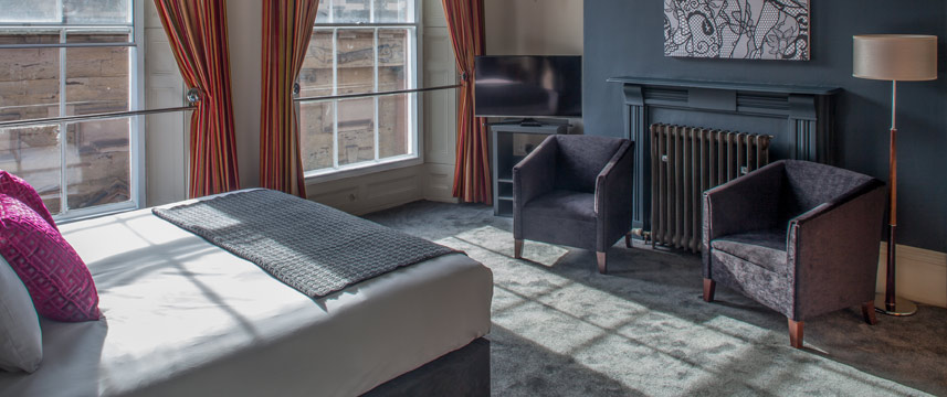 Lace Market Hotel - Superior Suite