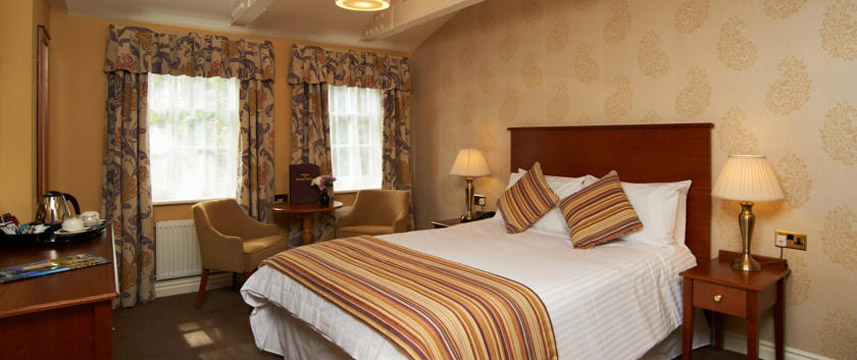 Lady Anne Middletons Hotel - Deluxe Double Room