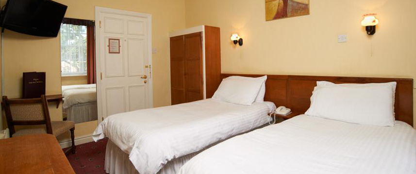 Lady Anne Middletons Hotel - Standard Twin Room