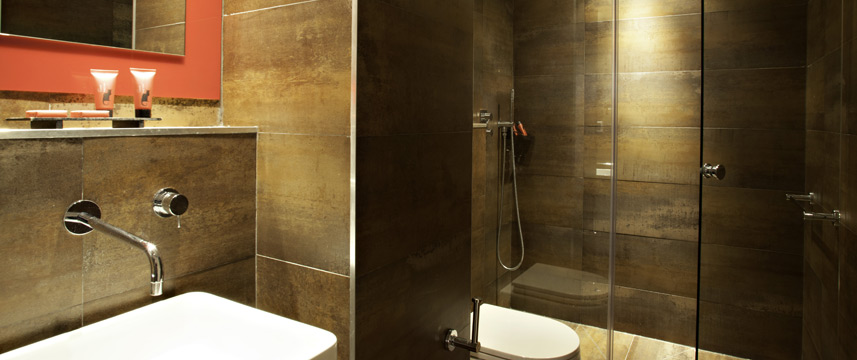Le Chat Noir Design Hotel - Design Bathroom