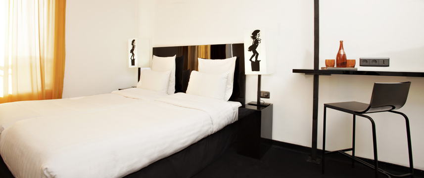 Le Chat Noir Design Hotel - Design Twin