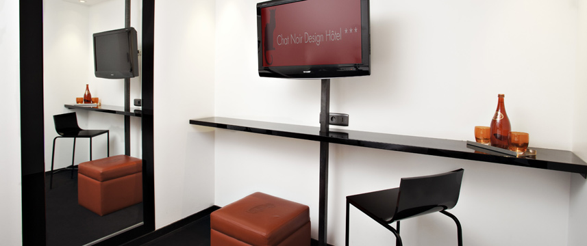 Le Chat Noir Design Hotel - Room Facilities