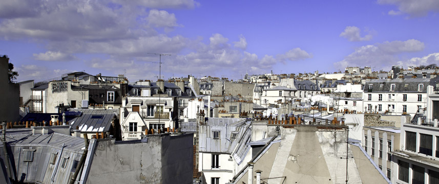 Le Chat Noir Design Hotel - View