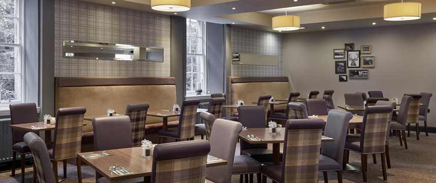 Leonardo Hotel Edinburgh City - Breakfast Room