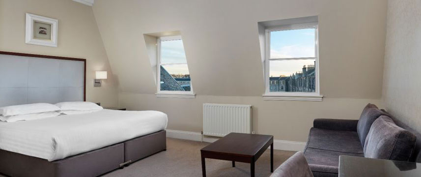 Leonardo Hotel Edinburgh City - Executive King