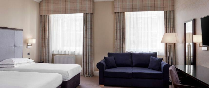 Leonardo Hotel Edinburgh City - Twin Room