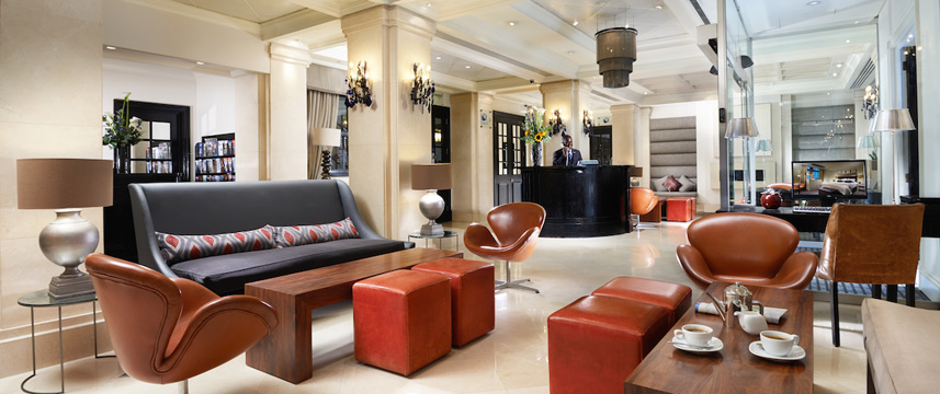 London Bridge - Lobby Reception