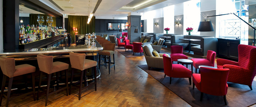 London Bridge - Quarter Bar lounge