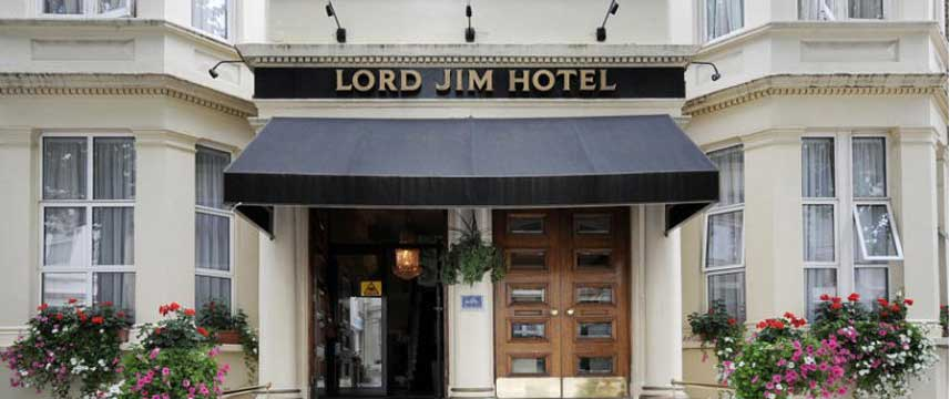 Lord Jim Hotel Exterior