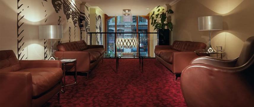 Macdonald Townhouse Manchester Lounge