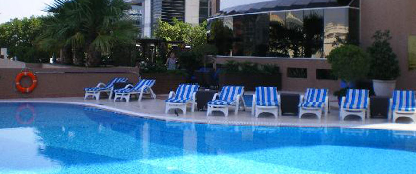 Majestic Hotel Outdoor Pool