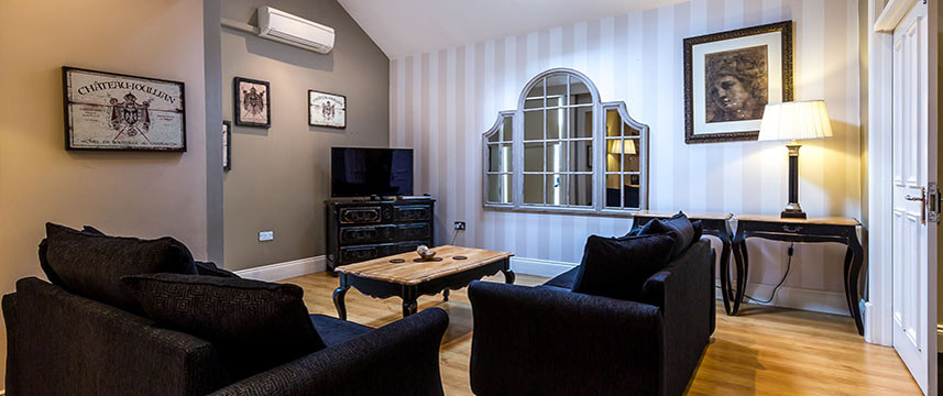 Marmadukes Town House Hotel - Apartment Lounge