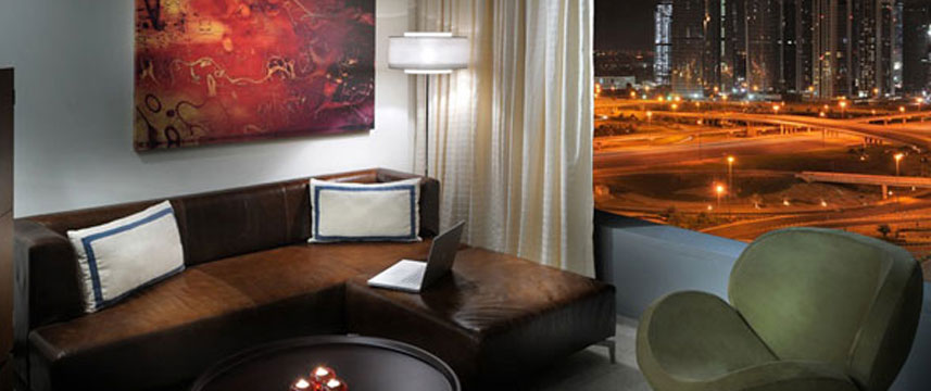 Media One Hotel Dubai - Chill Out Suite