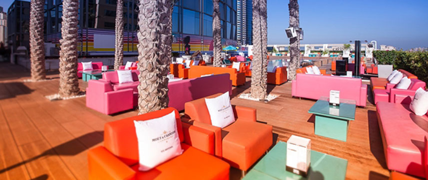 Media One Hotel Dubai - Deck