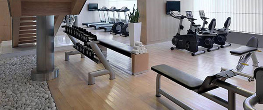 Media One Hotel Dubai - Gym