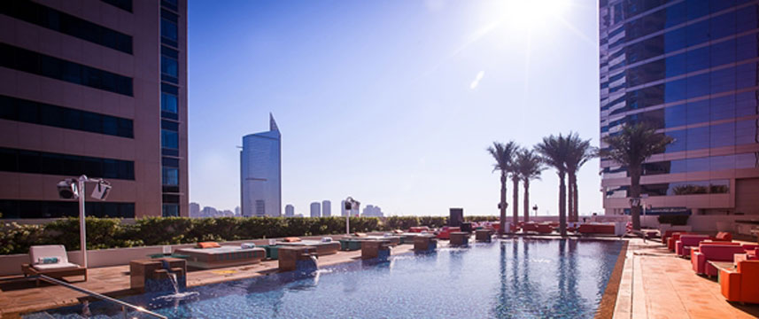 Media One Hotel Dubai - Pool