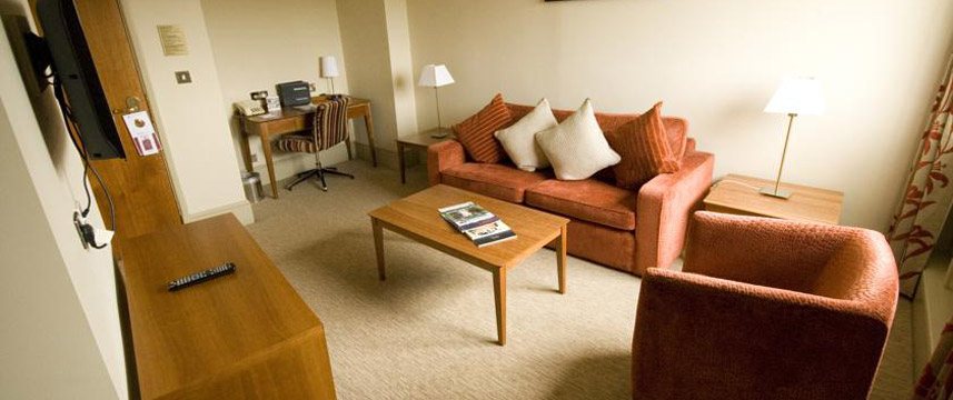 Menzies Strathallan Hotel Suite Seating