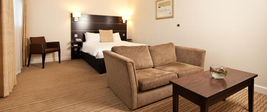 Mercure Manchester Picadilly Bedroom Suite