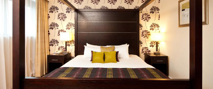 Mercure Manchester Picadilly Executive Bedroom