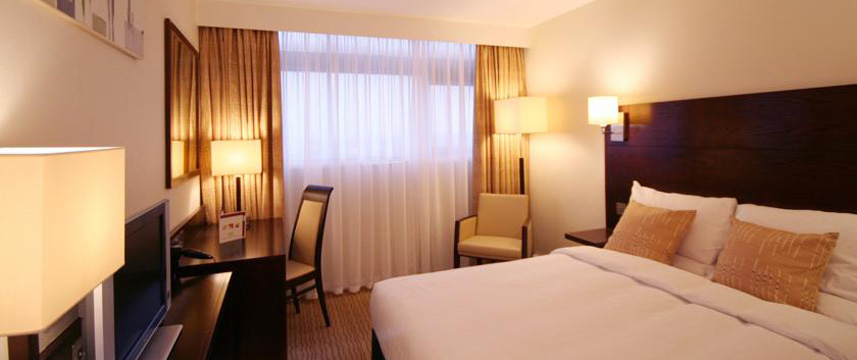 Mercure Manchester Picadilly Room Double