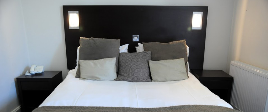 Minto Hotel Bedroom Double