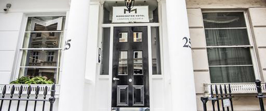 Mornington Hotel London Victoria - Entrance