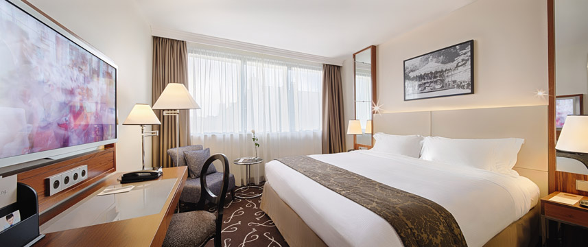 Movenpick Hotel Paris Neuilly Bedroom Double