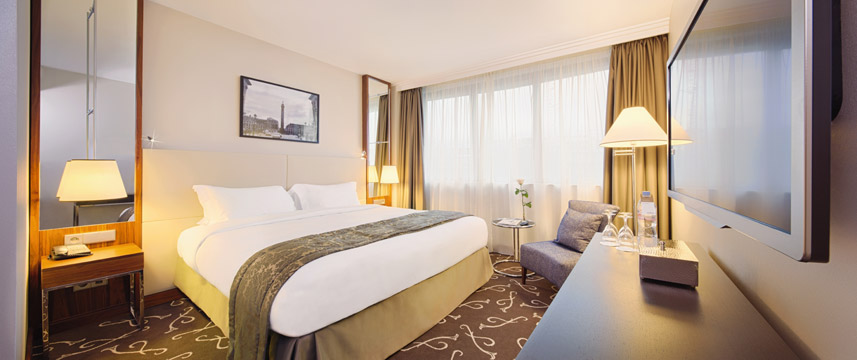 Movenpick Hotel Paris Neuilly Double Room
