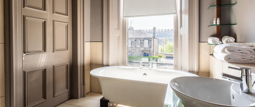 Murrayfield Hotel - Comfort Double Bathroom