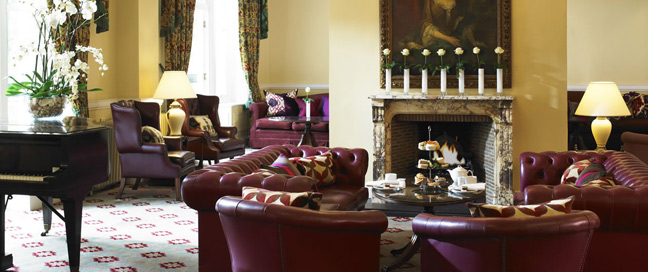 Norfolk Royale Classic Hotel - Lounge