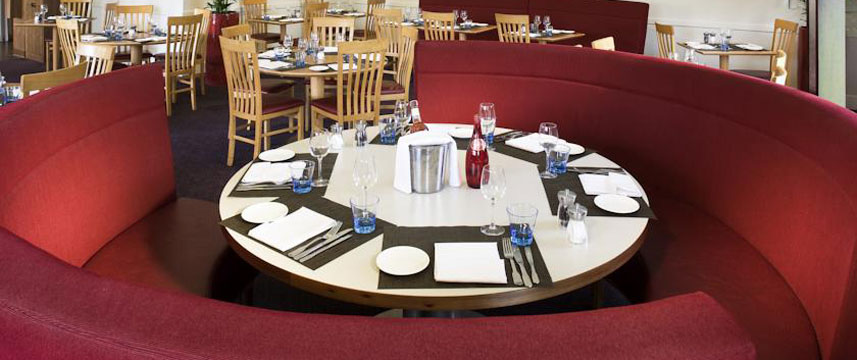Novotel Manchester Restaurant Seating