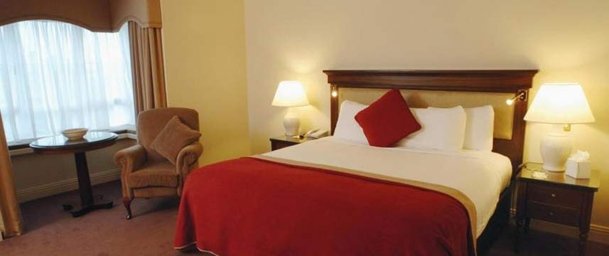 Old Ground Hotel - Double Bedded Room
