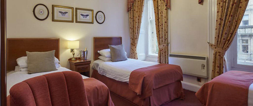 Old Waverley Hotel - Triple Room