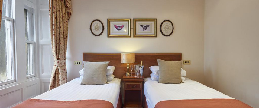 Old Waverley Hotel - Twin Beds