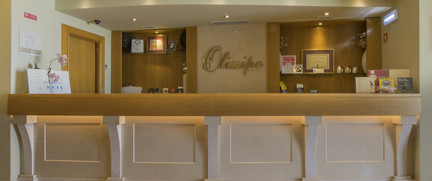 Olissippo  Castelo Reception Desk