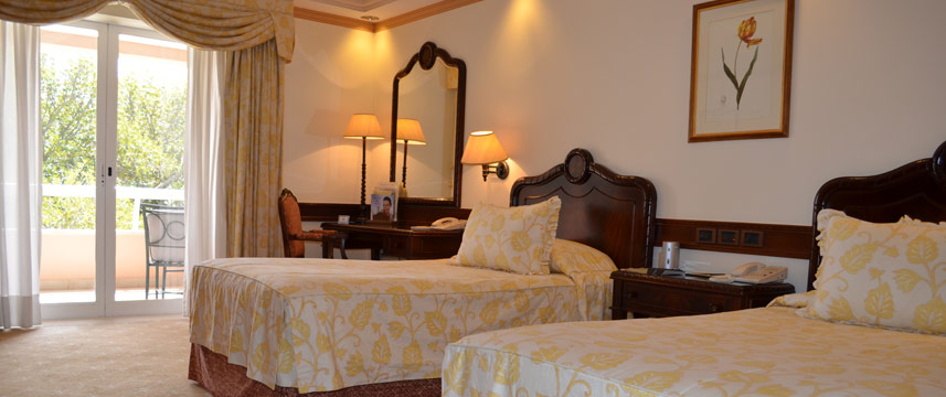 Olissippo Lapa Palace Bedroom Twin RiverView