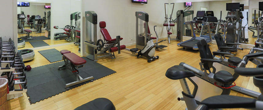 Olissippo Lapa Palace Fitness Room