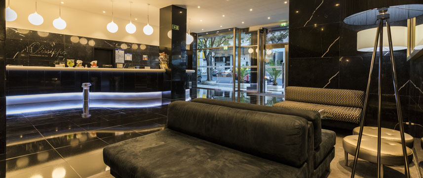 Olissippo Marques de Sa - Lobby Seating