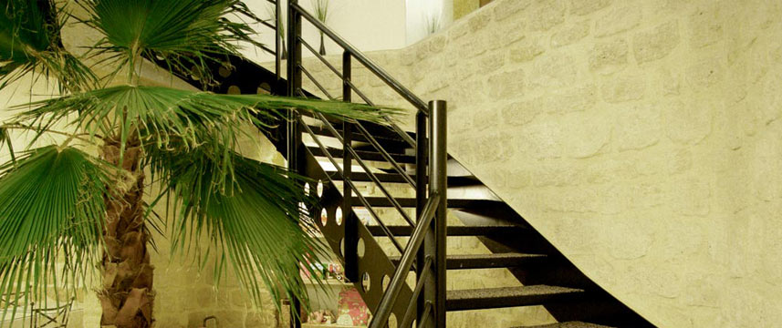Palm Astotel Staircase Feature
