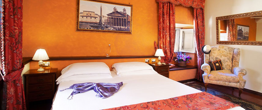 Pantheon Inn - Double Bed Room