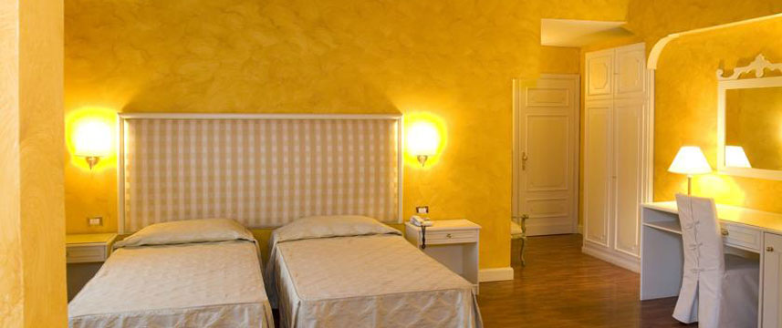 Park Hotel Villaferrata - Twin Bedroom