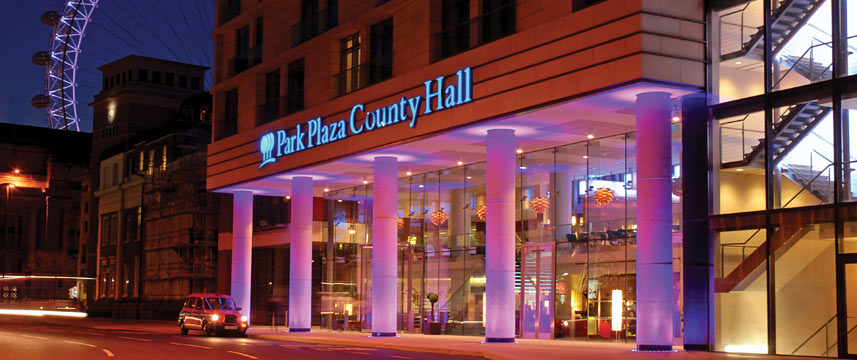 Park Plaza County Hall - Exterior View