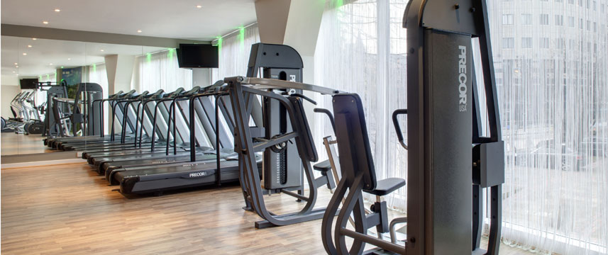 Park Plaza Leeds - Gym