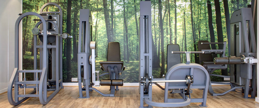 Park Plaza Leeds - Gym Equipment