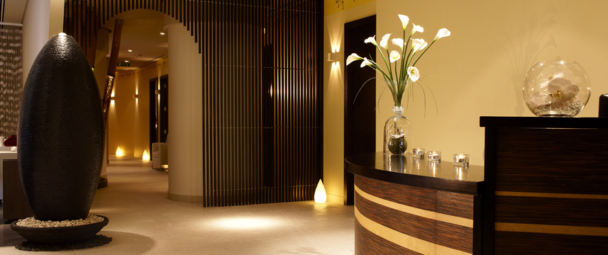 Park Plaza Westminster Bridge - Mandara Spa Reception