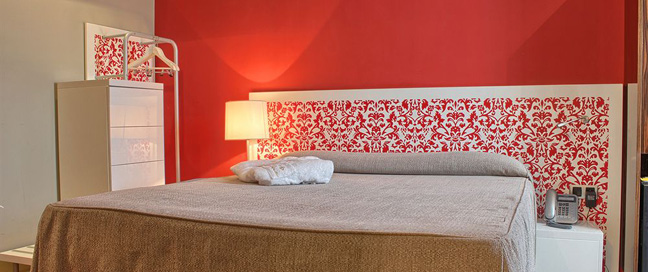 Pavillon Nation - Bedroom
