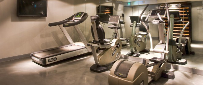 Pavillon Nation - Fitness Center