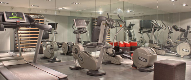 Pavillon Nation - Gym Equipment