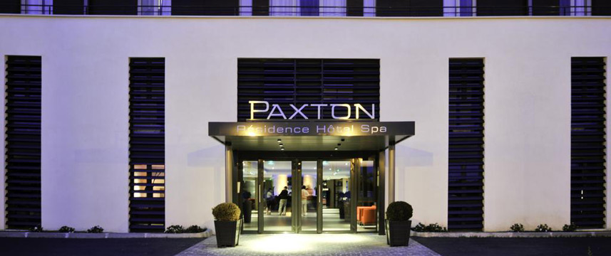 Paxton Resort and Spa - Exterior Entrance