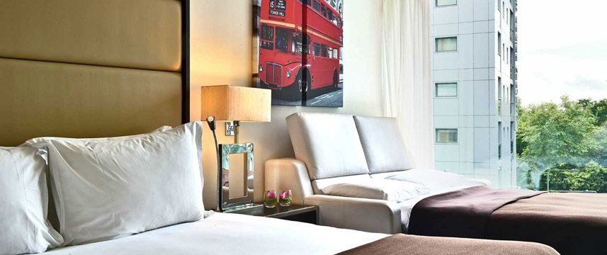 Pestana Chelsea Bridge Hotel Family Beds